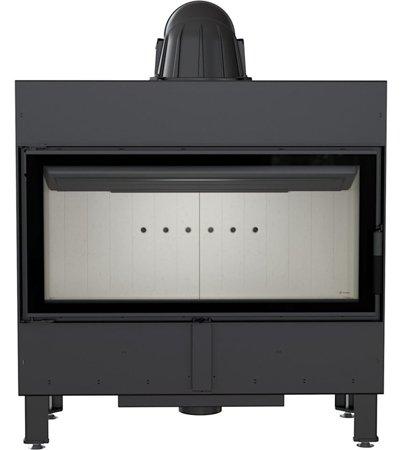 DOSTAWA GRATIS! 30054021 Wkład kominkowy 16kW LUCY 16 (szyba prosta) - spełnia anty-smogowy EkoProjekt