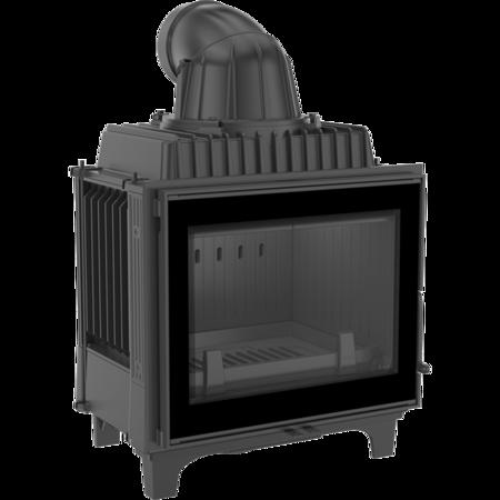 KONS Wkład kominkowy 10kW Franek (szyba prosta) - spełnia anty-smogowy EkoProjekt 30055398