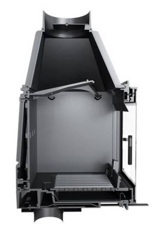 KONS Wkład kominkowy 12kW Zosia Eco (szyba prosta) - spełnia anty-smogowy EkoProjekt 30066811