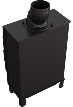 KONS Wkład kominkowy 8kW Lucky Slim (szyba prosta) - spełnia anty-smogowy EkoProjekt 30063868