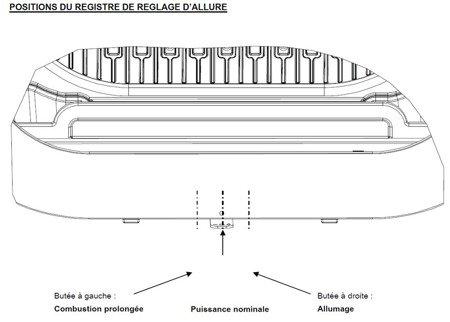 Piec wolnostojący Invicta 10kW Fifty (średnica wylotu spalin: 150mm, kolor: antracyt) - spełnia anty-smogowy EkoProjekt 86854960
