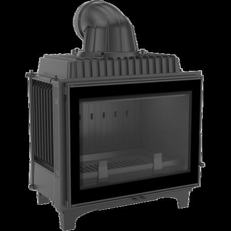 Wkład kominkowy 12kW Franek (szyba prosta) - spełnia anty-smogowy EkoProjekt 30046769